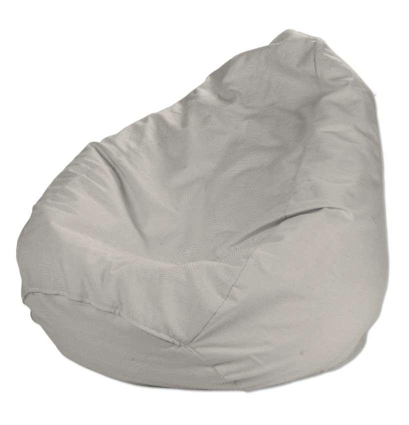 Worek do siedzenia Ø50x85 cm w kolekcji Cotton Panama, tkanina: 702-31