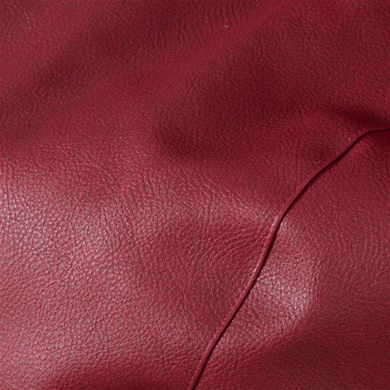 Sedací vak Ø50x85 cm v kolekci Eco-Leather, látka: 104-49