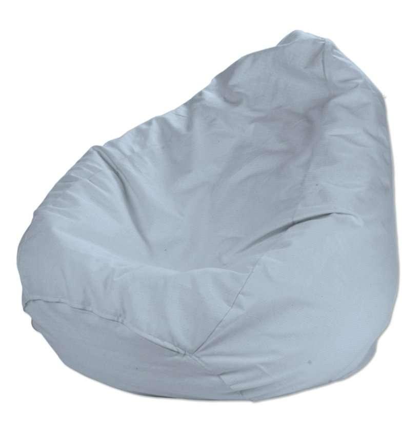 Beanbag Ø50 x 85 cm (20 x 33,5 inch) in collection Loneta , fabric: 133-35