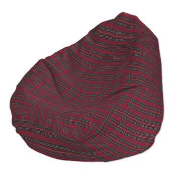Beanbag Ø50 x 85 cm (20 x 33,5 inch) in collection Bristol, fabric: 126-29