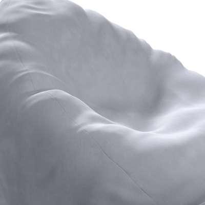 Sėdmaišiai Bowlie 704-24 pilka-sidabrinė Kolekcija Posh Velvet