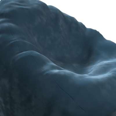 Beanbag Bowli 704-16 dark blue Collection Posh Velvet