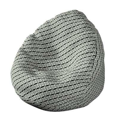 Worek do siedzenia w kolekcji Black & White, tkanina: 142-78