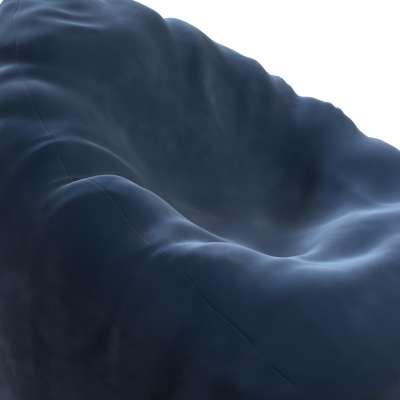 Sėdmaišiai Bowlie 704-29 tamsi mėlyna Kolekcija Posh Velvet