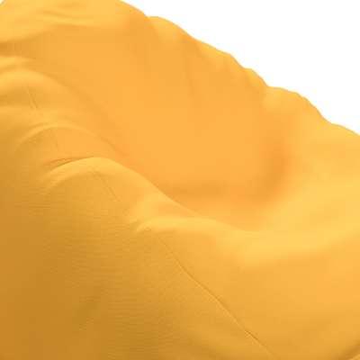 Sedací vak Bowli 133-40 slunečně žlutá Kolekce Happiness