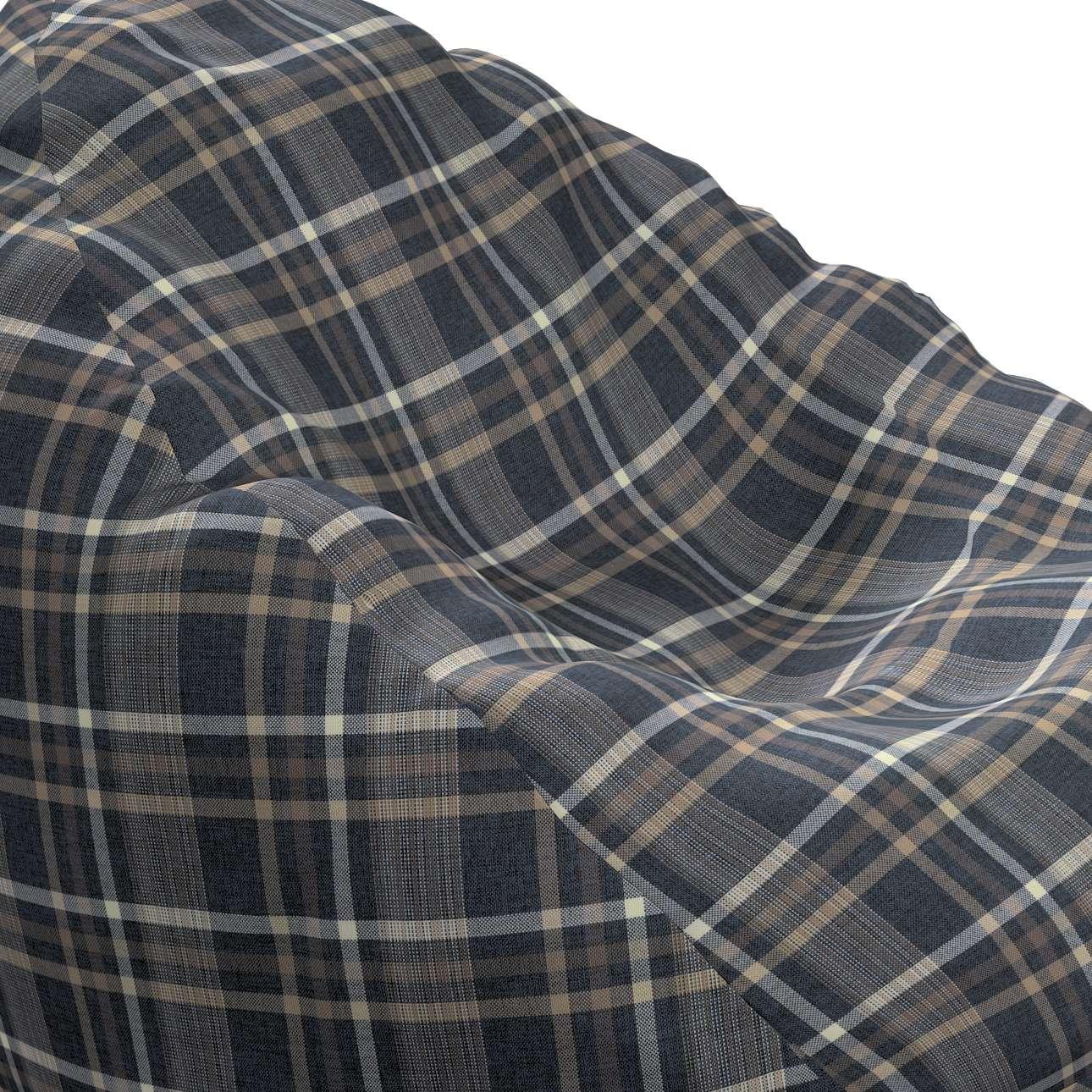 Worek do siedzenia w kolekcji Edinburgh, tkanina: 703-16