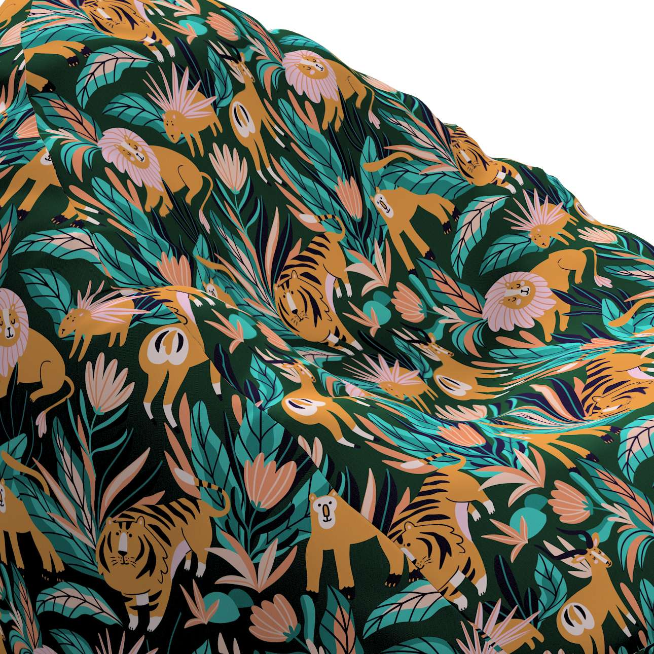 Sedací vak Bowli v kolekci Magic Collection, látka: 500-42