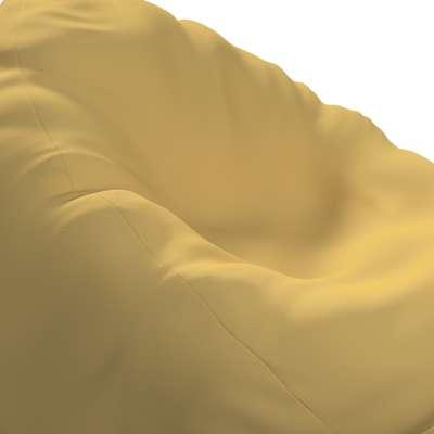 Worek do siedzenia Bowli 702-41 zgaszony żółty Kolekcja Cotton Story