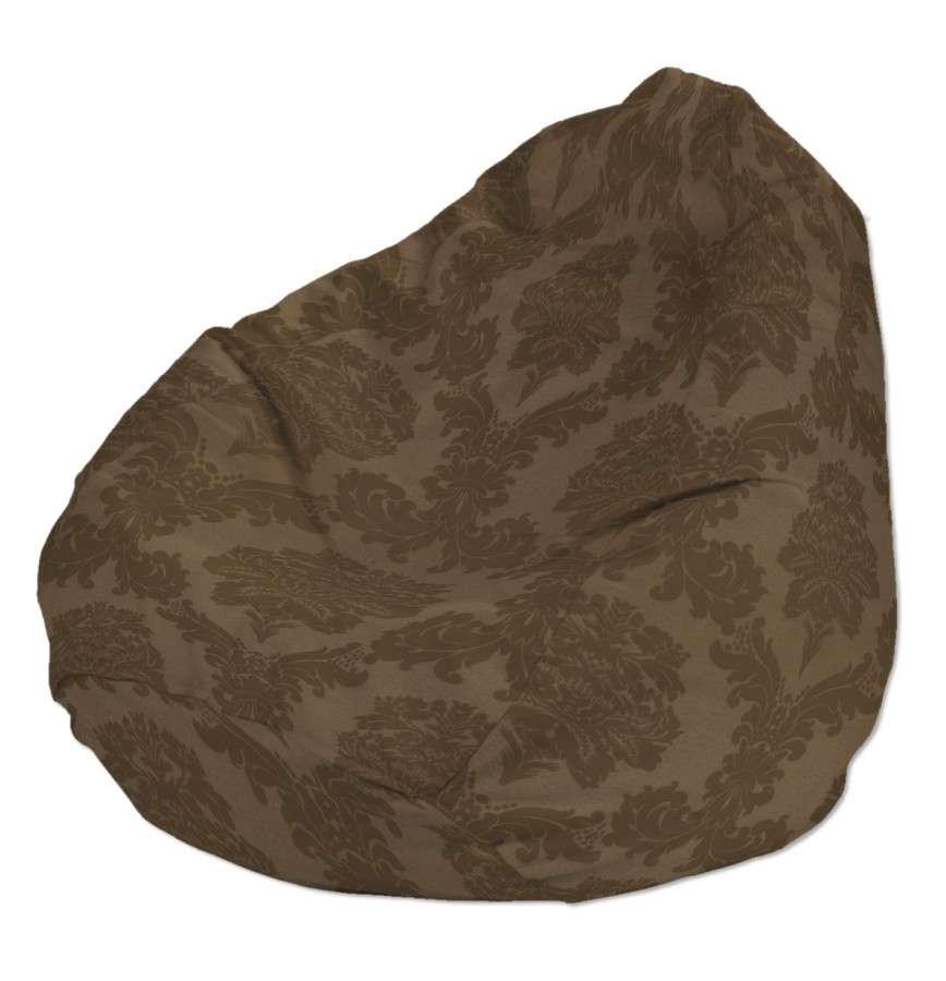 Worek do siedzenia Ø50x85 cm w kolekcji Damasco, tkanina: 613-88