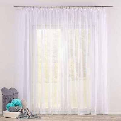Firana woalowa na taśmie 900-00 Kolekcja Soft Veil