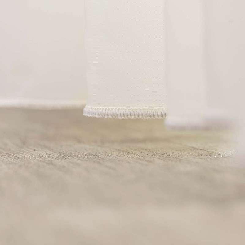 Gardine mit Kräuselband von der Kollektion Soft Veil, Stoff: 901-01
