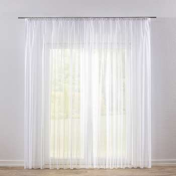 Záclona na riasiacej páske V kolekcii Záclona hladká, tkanina: 901-00