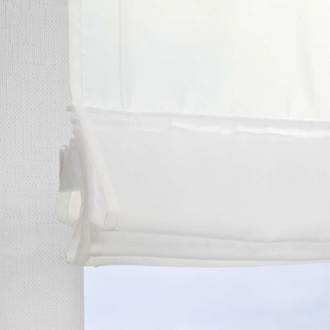 Foldegardin Palermo<br/>Med stropper til gardinstang fra kollektionen Voile, Stof: 900-01