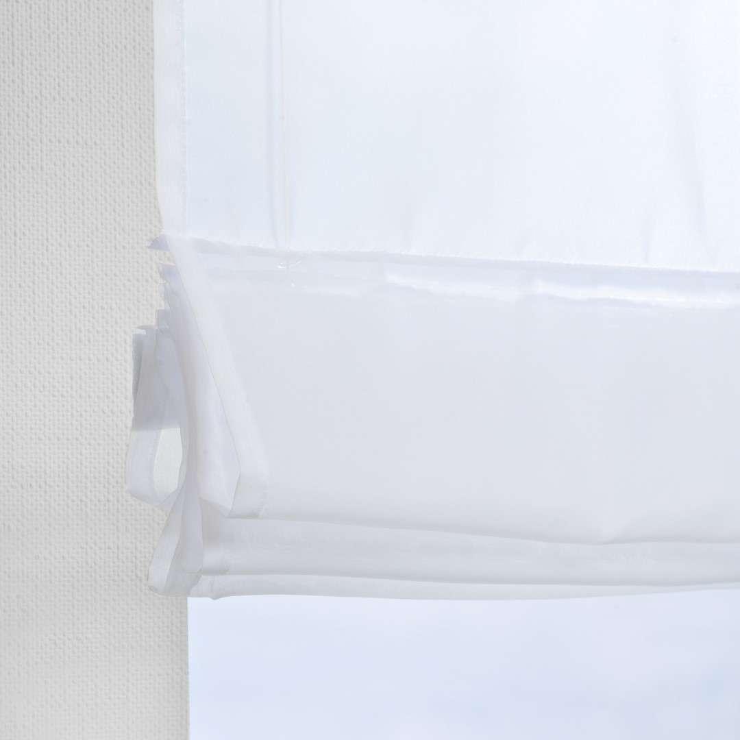 Foldegardin Palermo<br/>Med stropper til gardinstang fra kollektionen Voile, Stof: 900-00