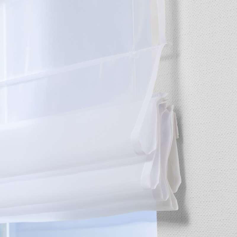 Raffrollo Voile Fibi von der Kollektion Soft Veil, Stoff: 900-00