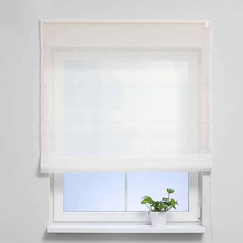 Raffrollo Voile Fibi von der Kollektion Soft Veil, Stoff: 900-01