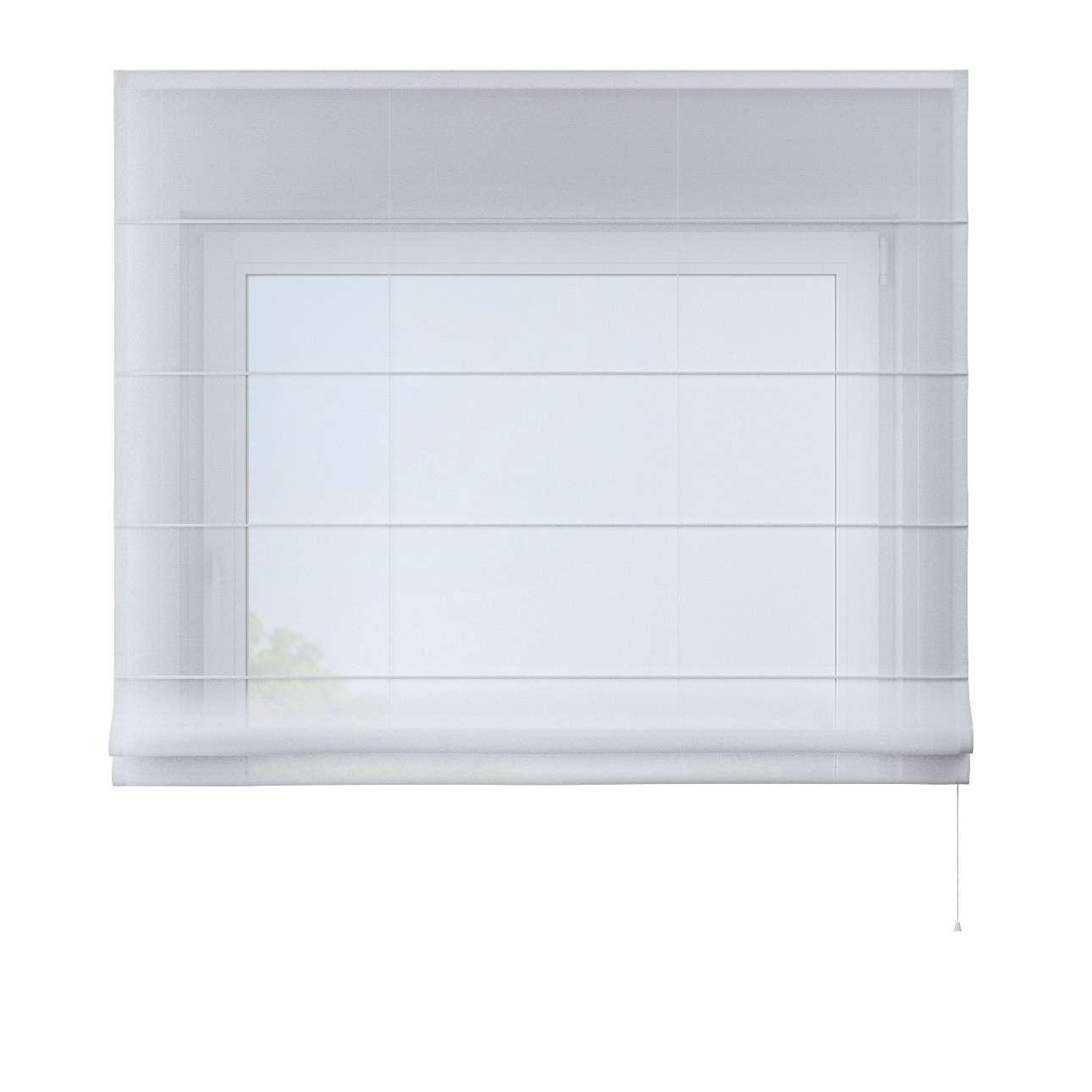 Foldegardin Siena<br/>Uden flæsekant 100 x 180 cm fra kollektionen Voile, Stof: 900-00