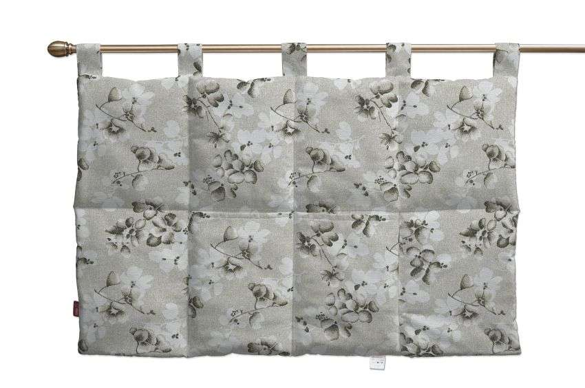 Headboard 90 x 67 cm (35,5 x 26,5 inch) in collection Rustica, fabric: 138-14