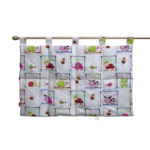 Headboard 90 x 67 cm (35,5 x 26,5 inch) in collection Apanona, fabric: 151-04