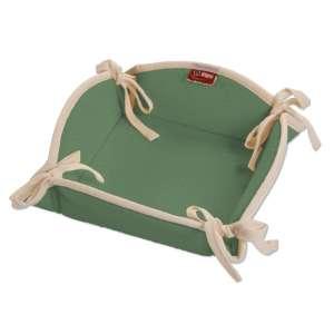 Koszyk na pieczywo 20x20 cm w kolekcji Loneta, tkanina: 133-18