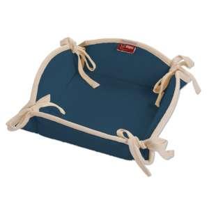 Koszyk na pieczywo 20x20 cm w kolekcji Cotton Panama, tkanina: 702-30