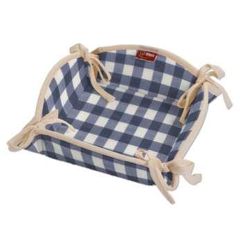 Košík na pečivo podle látek