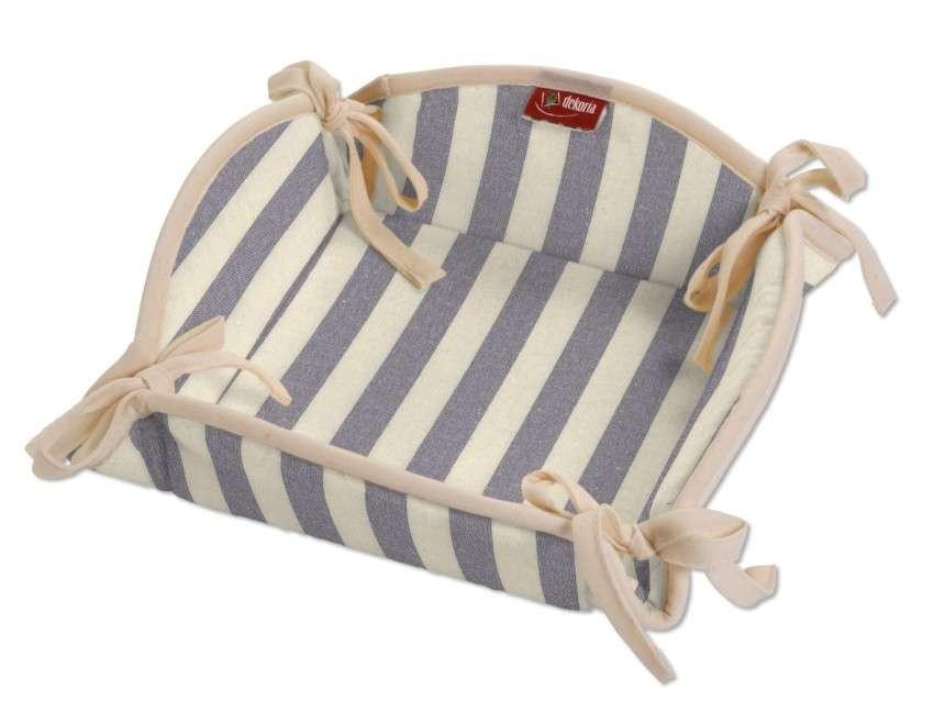 Textilný košík V kolekcii Quadro, tkanina: 136-02