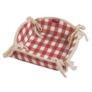 Krepšelis/indas maistui 20 x 20 cm kolekcijoje Quadro, audinys: 136-16