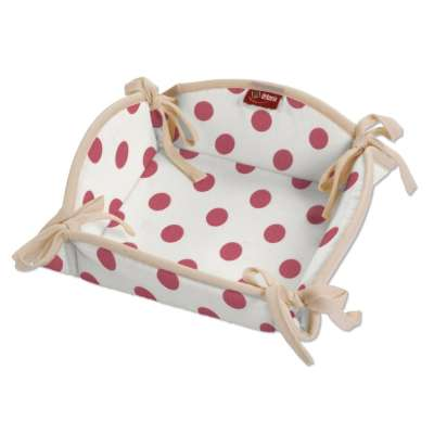 Breadbasket 137-70 red spots on white background Collection Little World