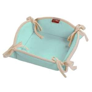 Koszyk na pieczywo 20x20 cm w kolekcji Loneta, tkanina: 133-32