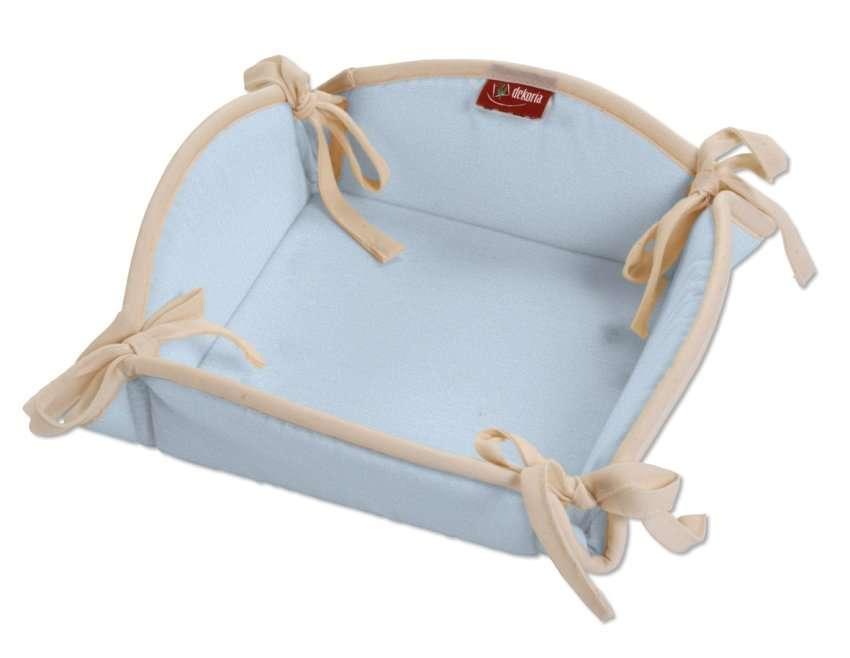 Koszyk 20x20 cm w kolekcji Loneta, tkanina: 133-35