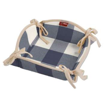 Košík s volbou látek v kolekci Quadro, látka: 136-03
