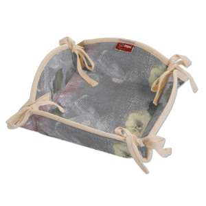 Krepšelis/indas maistui 20 x 20 cm kolekcijoje Monet, audinys: 137-81