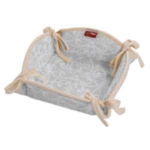 Koszyk na pieczywo 20x20 cm w kolekcji Venice, tkanina: 140-49