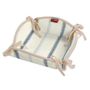 Koszyk na pieczywo 20x20 cm w kolekcji Avinon, tkanina: 129-66