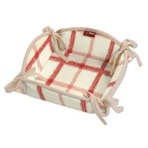 Koszyk na pieczywo 20x20 cm w kolekcji Avinon, tkanina: 131-15