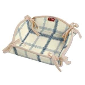 Koszyk na pieczywo 20x20 cm w kolekcji Avinon, tkanina: 131-66