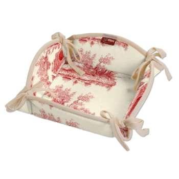 Koszyk 20x20 cm w kolekcji Avinon, tkanina: 132-15