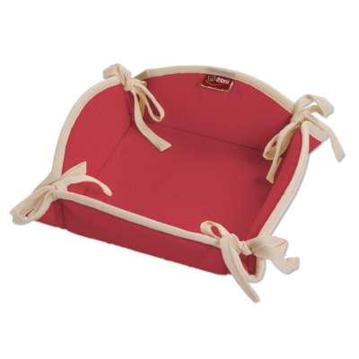 Koszyk 136-19 czerwony Kolekcja Christmas