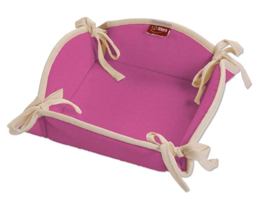 Breadbasket 20 × 20 cm (8 × 8 inch) in collection Jupiter, fabric: 127-24