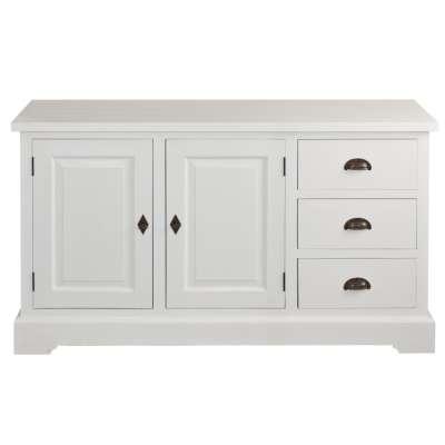 KOMODA BRIGHTON, 3 STALČIŲ + 2 DURŲ Angliško stiliaus baldai - Dekoria.lt