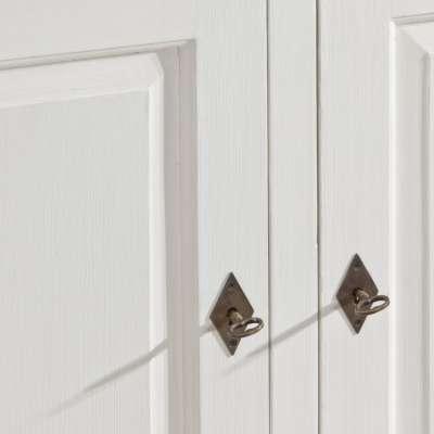 Kommode Brighton mit 3 Schubladen und 2 Türen, white