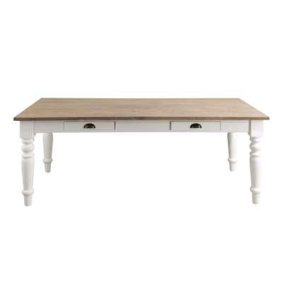 STALAS BRIGHTON, 200X100X78CM Angliško stiliaus baldai - Dekoria.lt