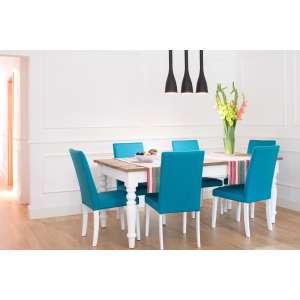 Stół Brighton 200x100x78cm white&natural 200x100x78cm