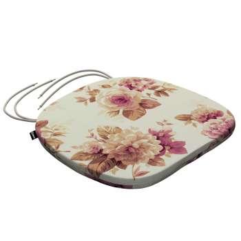 Siedzisko Bartek na krzesło 40x37x2,5cm w kolekcji Mirella, tkanina: 141-06