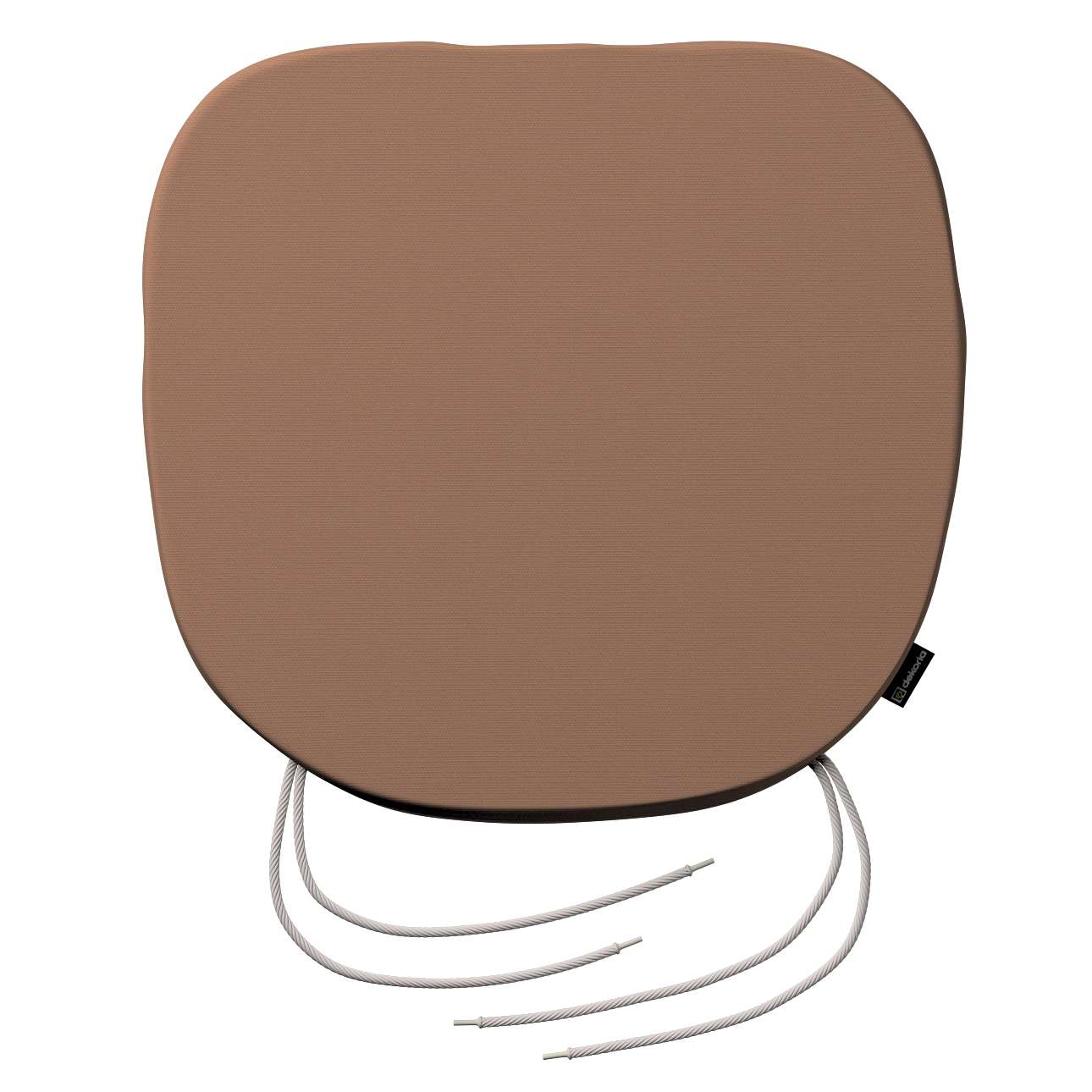 Siedzisko Bartek na krzesło 40x37x2,5cm w kolekcji Cotton Panama, tkanina: 702-02