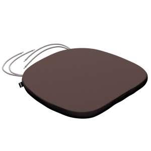 Siedzisko Bartek na krzesło 40x37x2,5cm w kolekcji Cotton Panama, tkanina: 702-03