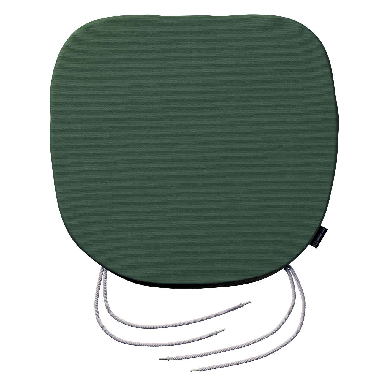 Siedzisko Bartek na krzesło 40x37x2,5cm w kolekcji Cotton Panama, tkanina: 702-06