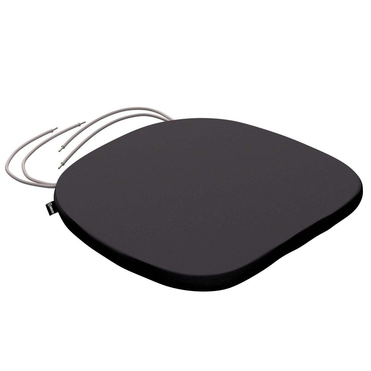 Siedzisko Bartek na krzesło 40x37x2,5cm w kolekcji Cotton Panama, tkanina: 702-09