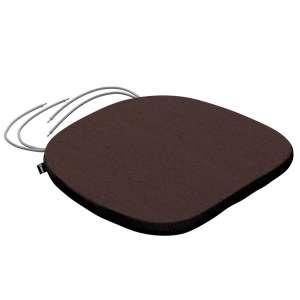 Siedzisko Bartek na krzesło 40x37x2,5cm w kolekcji Chenille, tkanina: 702-18
